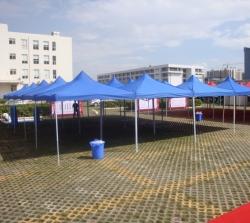 昆明天尚雨蓬厂支持各类帐篷的批发订做