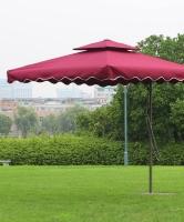 昆明侧立伞定做批发云南保安伞厂家批发价格便宜