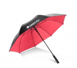 双层高尔夫雨伞定制logo伞
