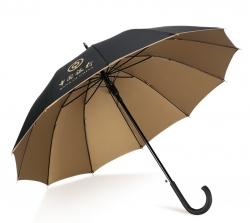 广告伞定制,伞骨什么材质好?
