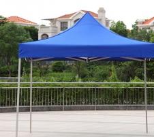 户外加粗加厚广告帐篷遮阳篷折叠式伸缩雨棚