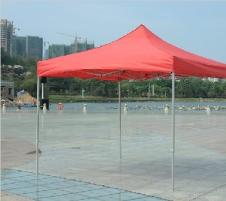 户外广告帐篷折叠伸缩防雨停车棚